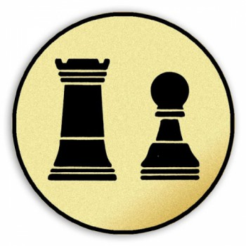 Poháry.com Štítek tištěný Šachy