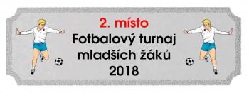 Poháry.com Štítek kovový potisk stříbro 50x17 mm