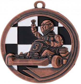 Poháry.com Medaile MD39 bronz
