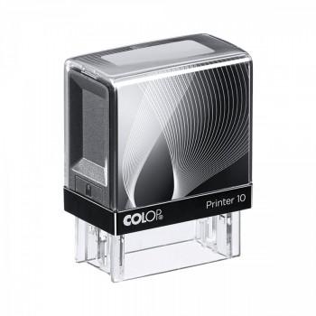 Razítko Colop Printer 10 černé se štočkem