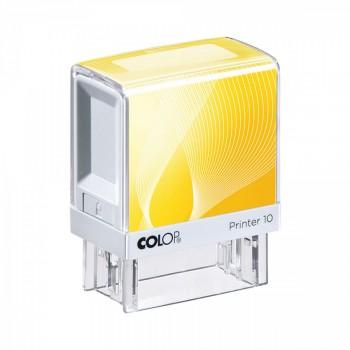 Razítko Colop printer 10 žluté se štočkem