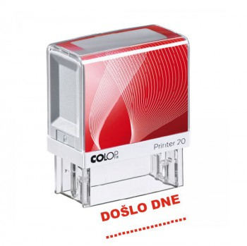Výroba razítek Razítko COLOP Printer 20/DOŠLO DNE