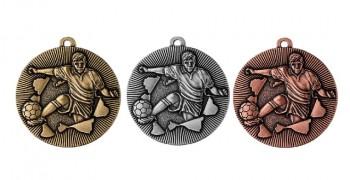 Poháry.com Medaile MD50 sada fotbal