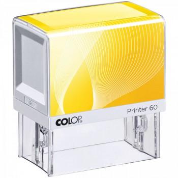 Razítko Colop Printer 60 žluté