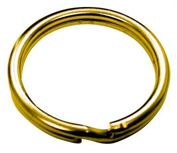 Kroužek na psí známku zlato