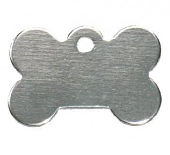 Psí známka PZ31 - stříbrná