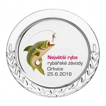 Poháry.com Talíř T182 s potiskem