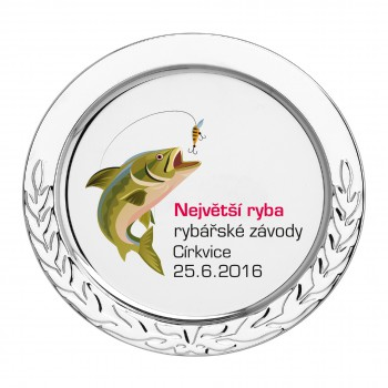 Poháry.com Talíř T184 s potiskem