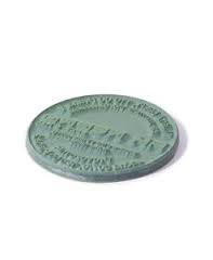 Razítkový štoček pr.17 mm