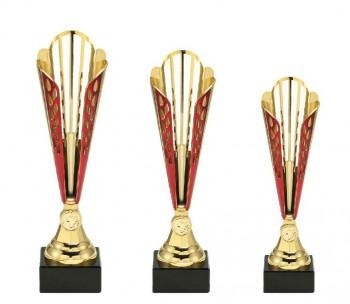 Poháry.com Sportovní poháry TC180 ROSSO