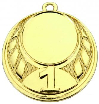 Poháry.com Medaile MD43 zlato