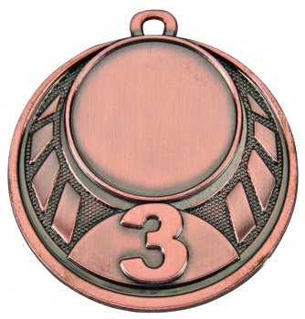 Poháry.com Medaile MD43 bronz