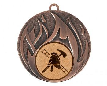 Poháry.com Medaile MD49 hasič bronz