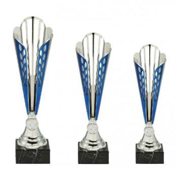 Poháry.com Sportovní poháry TC180 BLUE