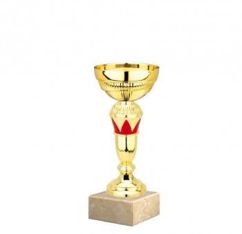 Poháry.com Sportovní pohár E033.3 ROSSO bez víka