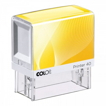 Razítko Colop Printer 40 žluté