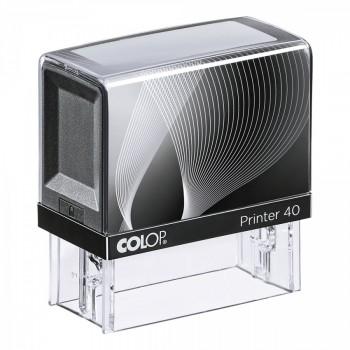 Razítko Colop Printer 40 černo/černé