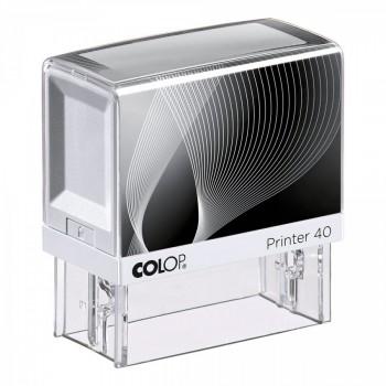 Razítko Colop Printer 40 černo/bílé