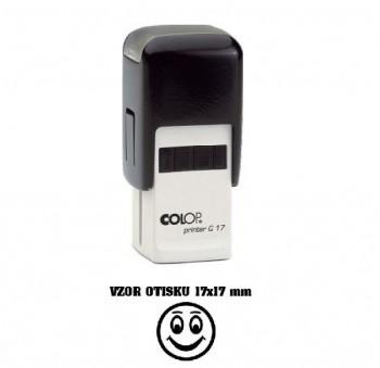 Colop Printer Q 17/černá se štočkem