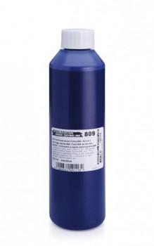 Razítková rychleschnoucí barva COLOP 809 PREMIUM modrá 250 ml