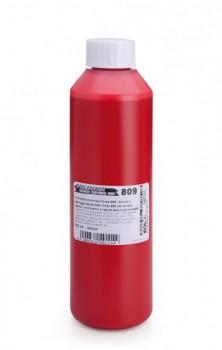 Razítková rychleschnoucí barva COLOP 809 PREMIUM červená 250 ml