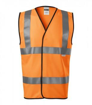 Adler Reflexní vesta oranžová
