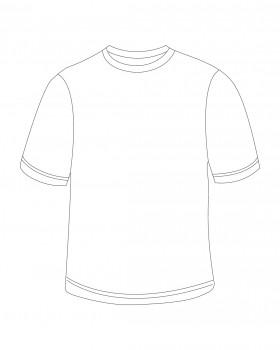 Adler Velikost pánského trička XS