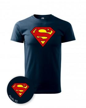 Adler Tričko Superman 092 XS_DÁMSKÉ