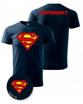 Adler Tričko Superman 093