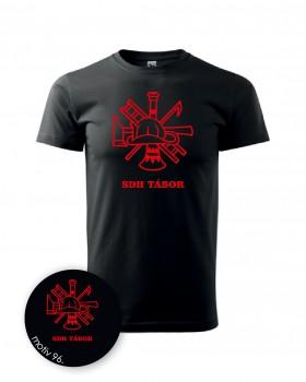 Adler Hasičské tričko 096 XS_DÁMSKÉ