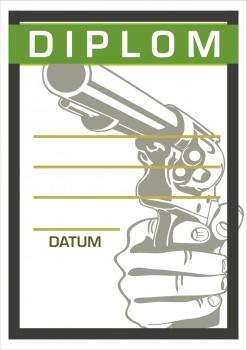Diplom střelba D52