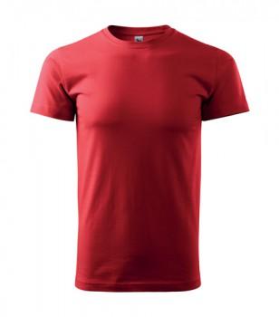 Pánské tričko ADLER HEAVY červené L