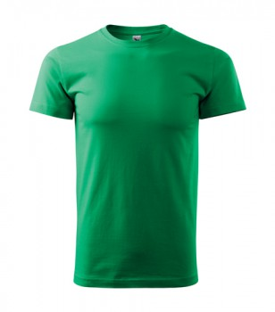 Pánské tričko ADLER HEAVY zelené S