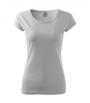 Dámské tričko ADLER PURE bílé L