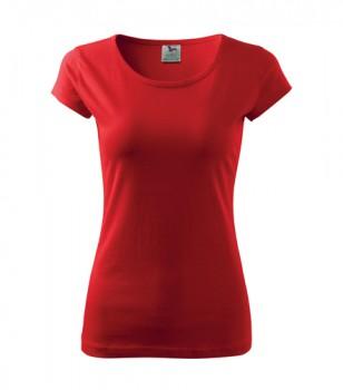 Dámské tričko ADLER PURE červené S