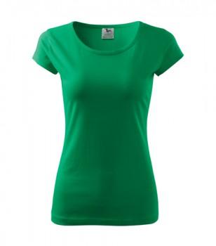 Dámské tričko ADLER PURE zelené S