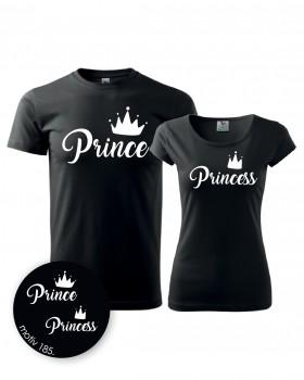 Adler Trička pro páry Prince and Princess 185