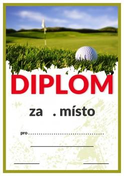 Diplom golf D80