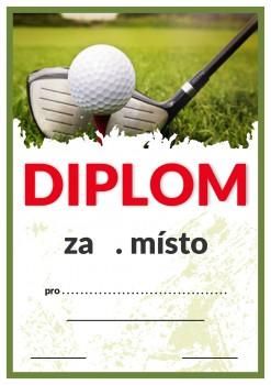 Diplom golf D81
